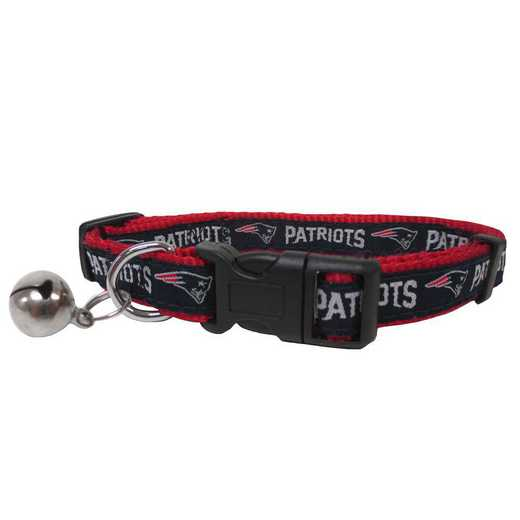 NEP-5010: NEW ENGLAND PATRIOTS CAT COLLAR