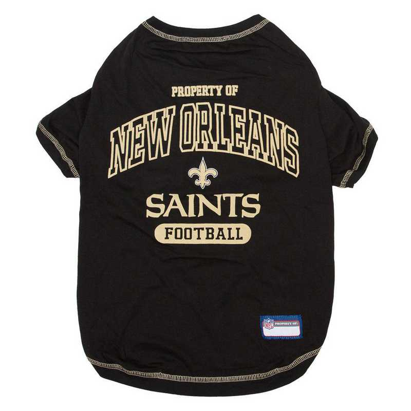 NOS-4014-XL: NEW ORLEANS SAINTS TEE SHIRT