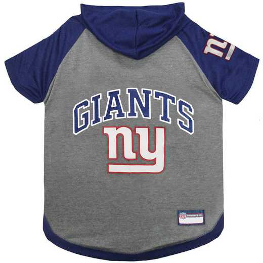 NEW YORK GIANTS Pet Hoodie T-Shirt