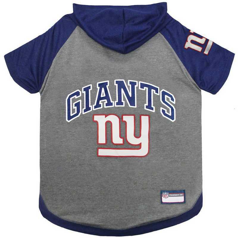NEW YORK GIANTS Pet Hoodie T-Shirt