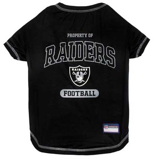 OAK-4014-XL: OAKLAND RAIDERS TEE SHIRT