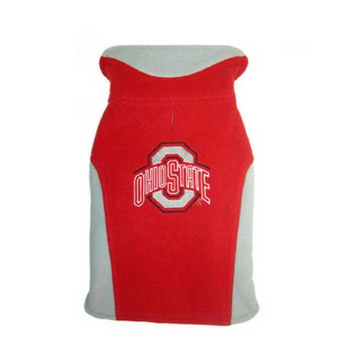 OHIO STATE Pet Fleece Vest