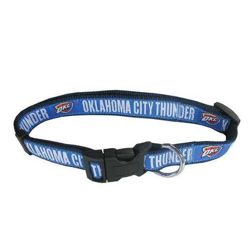 OKC-3036-SM: OKLAHOMA CITY THUNDER COLLAR