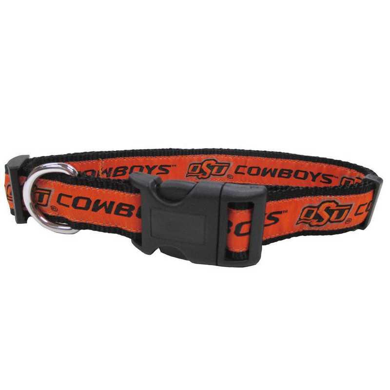 OKLAHOMA STATE Dog Collar
