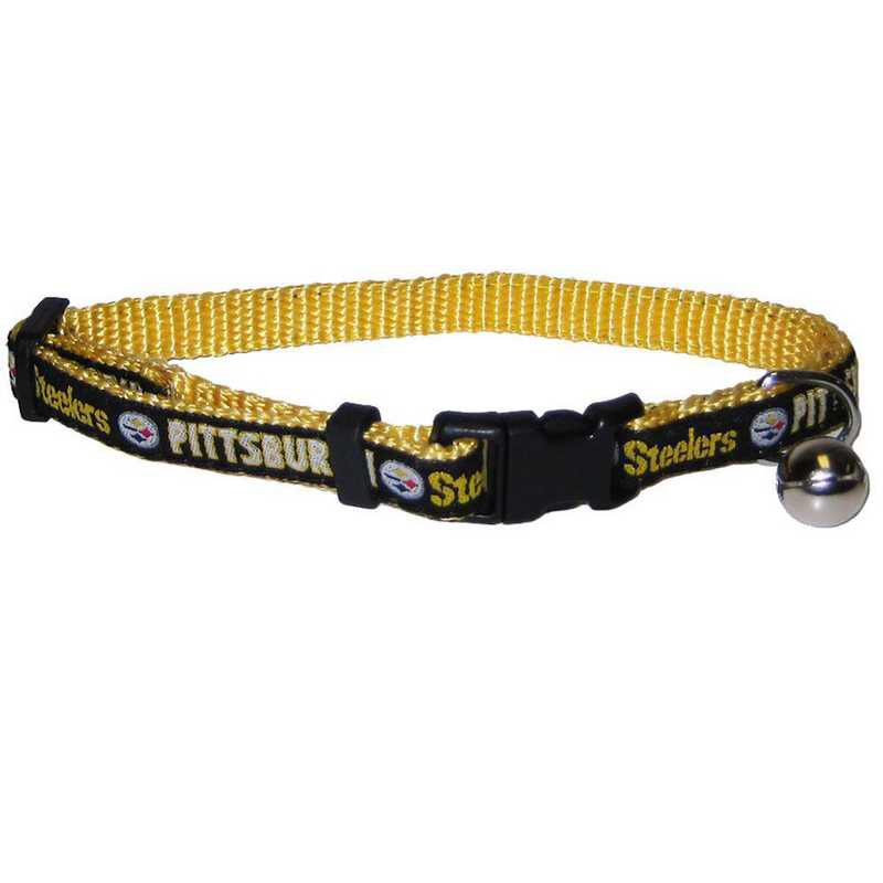 PIT-5010: PITTSBURGH STEELERS CAT COLLAR