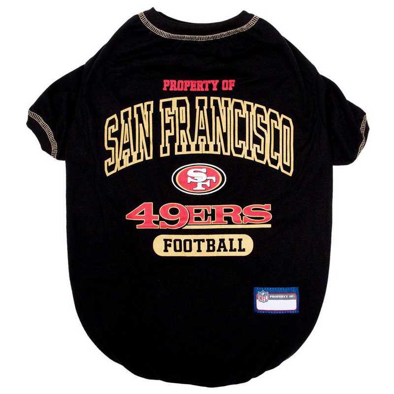 SAN-4014-XL: SAN FRANCISCO 49ERS TEE SHIRT