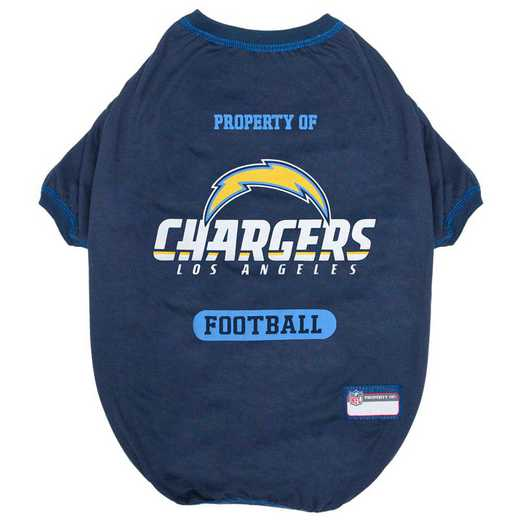 SDC-4014-XL: LOS ANGELES CHARGERS TEE SHIRT