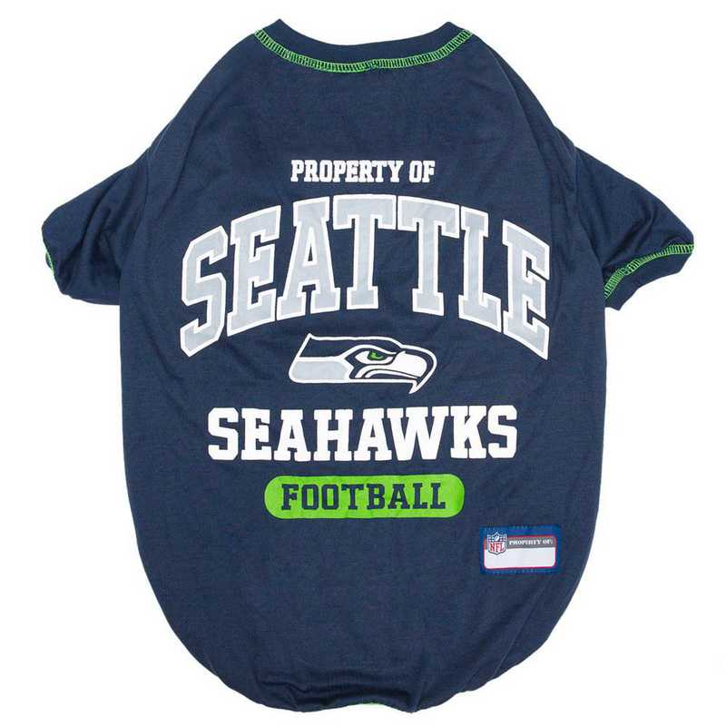 SEA-4014-XL: SEATTLE SEAHAWKS TEE SHIRT