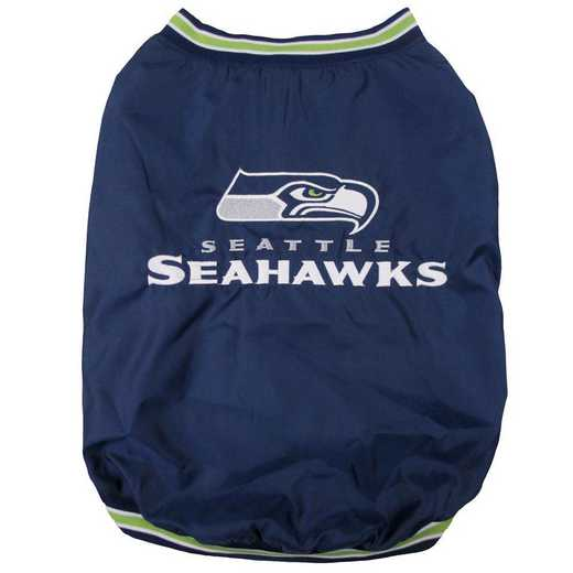 SEATTLE SEAHAWKS Pet Dugout Jacket
