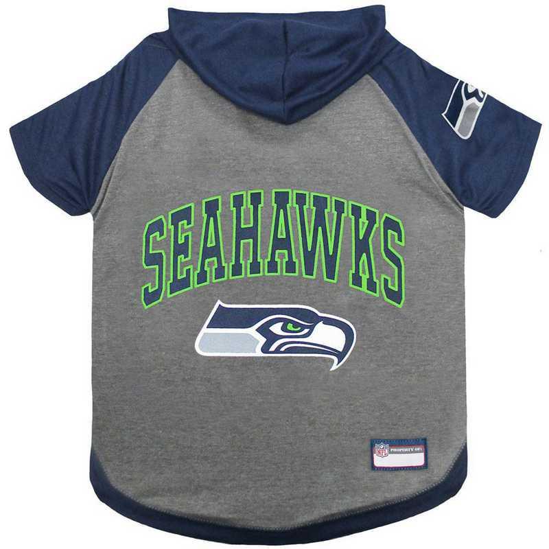 SEATTLE SEAHAWKS Pet Hoodie T-Shirt