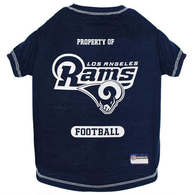 STL-4014-XL: LOS ANGELES RAMS TEE SHIRT