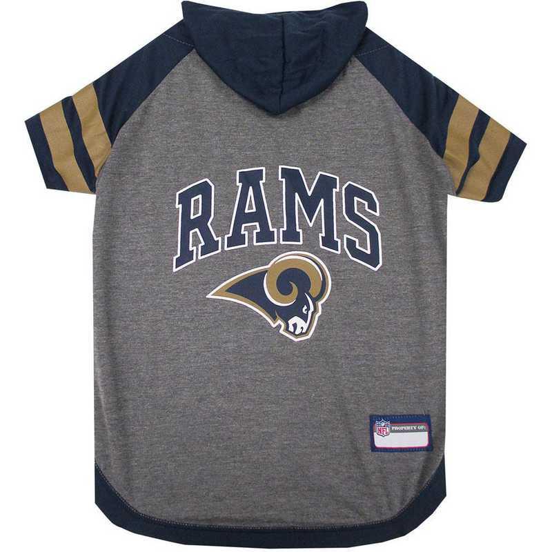 LOS ANGELES RAMS Pet Hoodie T-Shirt