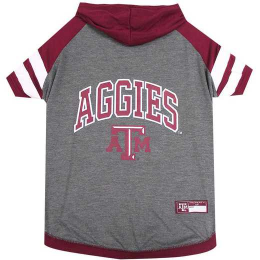 TEXAS A& M Pet Hoodie T-Shirt