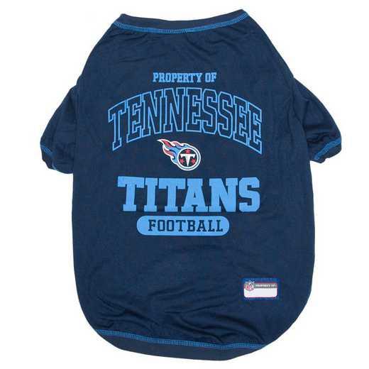 TENNESSEE TITANS Pet T-Shirt