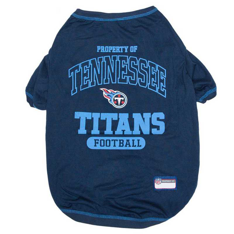 TENNESSEE TITANS Pet T-Shirt