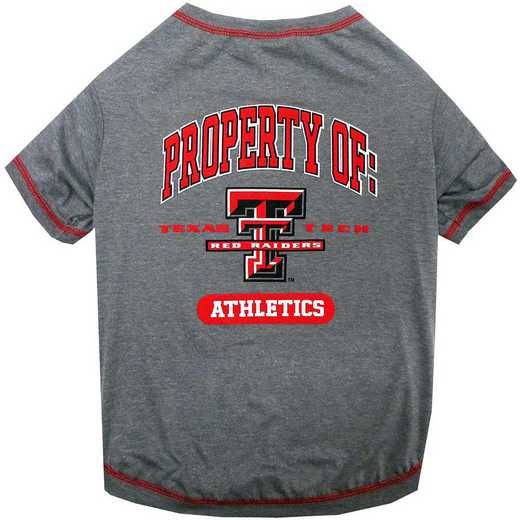 TT-4014-XL: TEXAS TECH TEE SHIRT