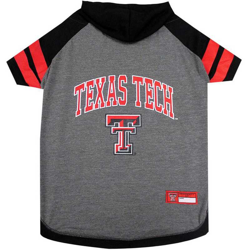 TEXAS TECH Pet Hoodie T-Shirt