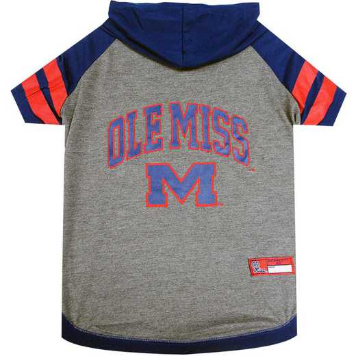 OLE MISS  Pet Hoodie T-Shirt