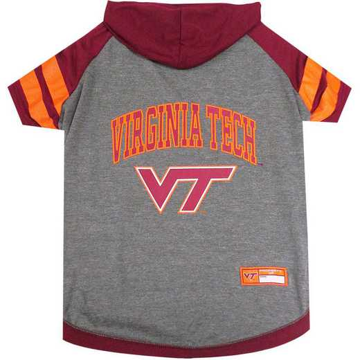 VIRGINIA TECH Pet Hoodie T-Shirt