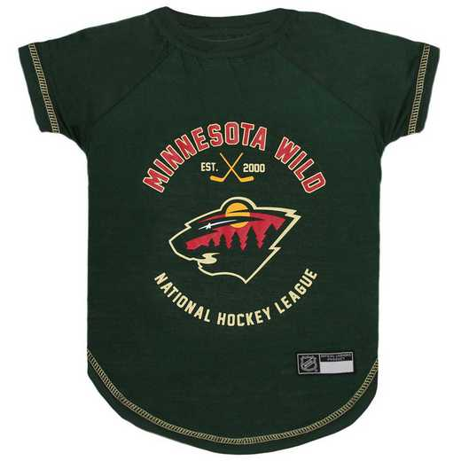 MINNESOTA WILD  Pet T-Shirt
