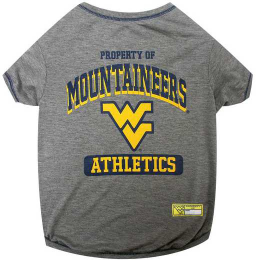 WVU-4014-XL: WEST VIRGINIA TEE SHIRT