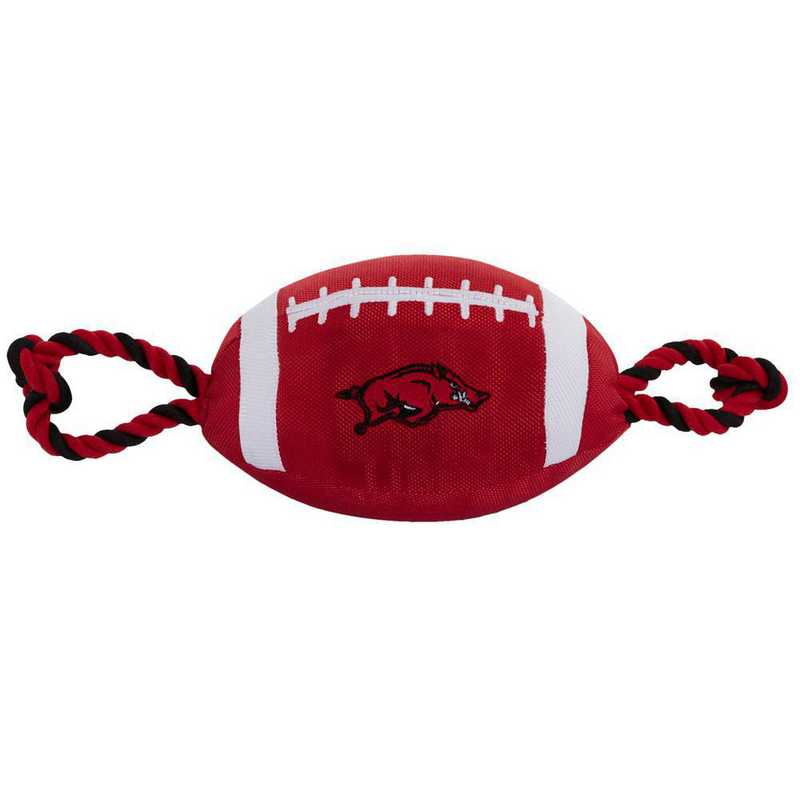 ARK-3121: ARKANSAS NYLON FOOTBALL