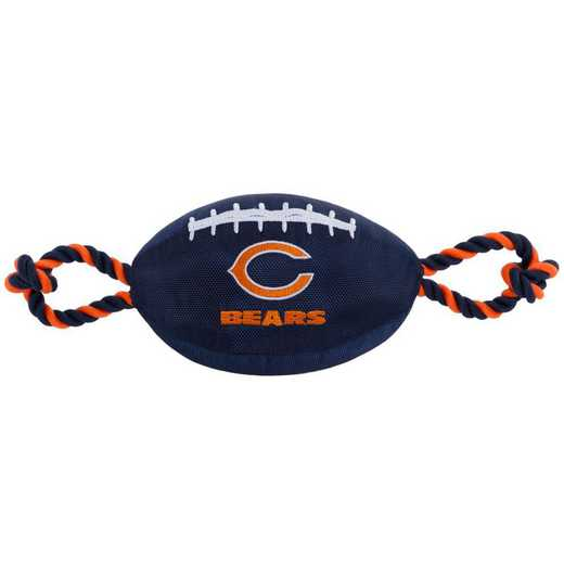 CHI-3121: CHICAGO BEARS NYLON FOOTBALL