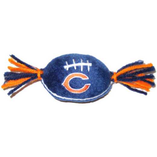 CHI-5011: CHICAGO BEARS CATNIP TOY
