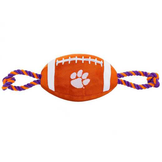 CL-3121: CLEMSON NYLON FOOTBALL