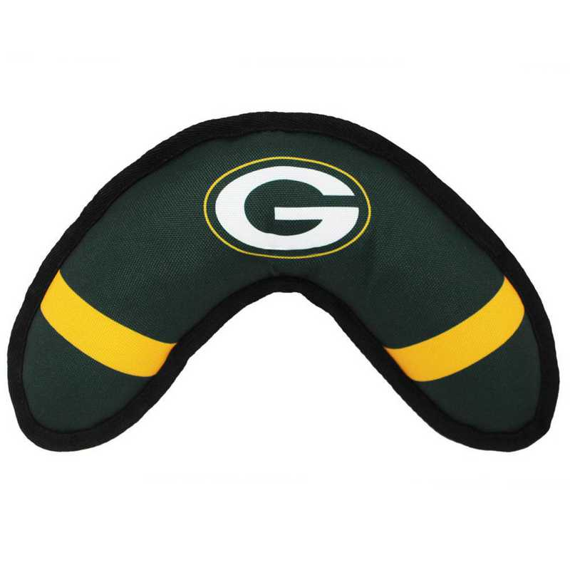 GBP-3246: GREEN BAY PACKERS BOOMERANG TOY