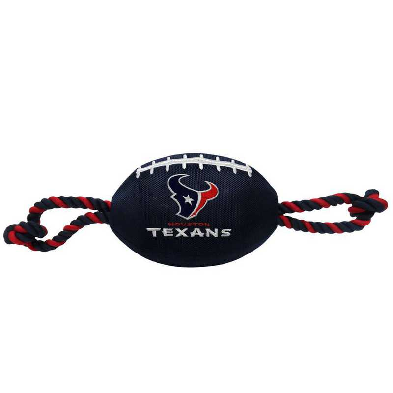 HOU-3121: HOUSTON TEXANS NYLON FOOTBALL
