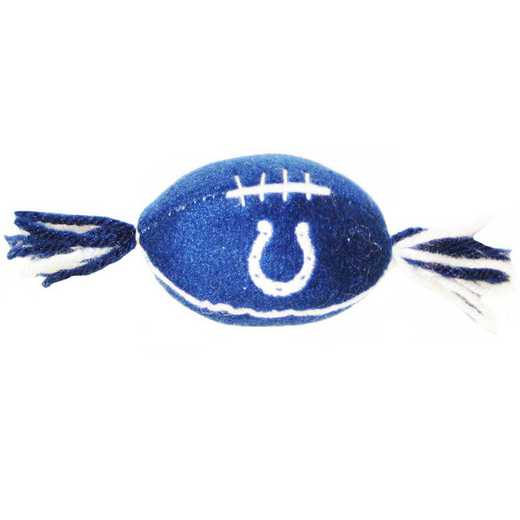 INC-5011: INDIANAPOLIS COLTS CATNIP TOY