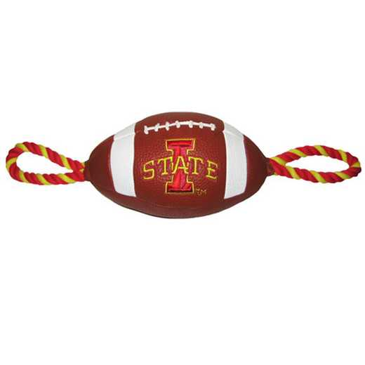 IS-3084: IOWA STATE PEBBLE GRAIN FOOTBALL