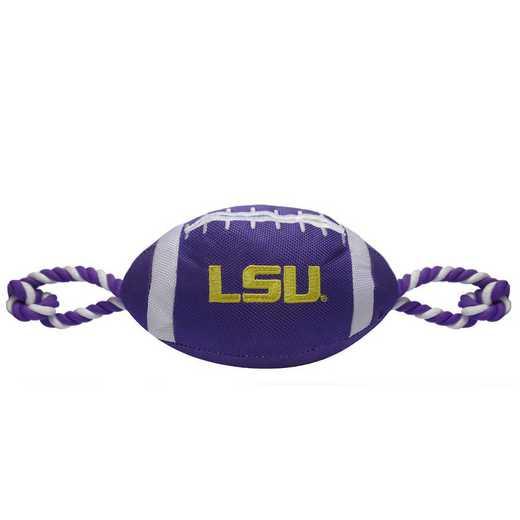 LSU-3121: LSU NYLON FOOTBALL