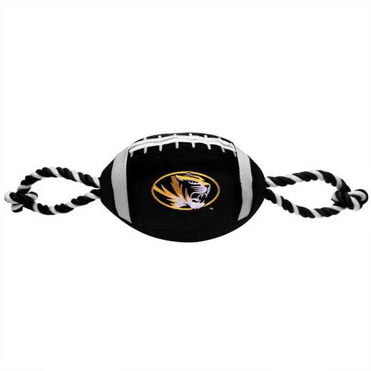 MIZ-3121: MISSOURI NYLON FOOTBALL