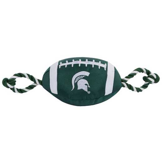 MS-3121: MICHIGAN STATE NYLON FOOTBALL