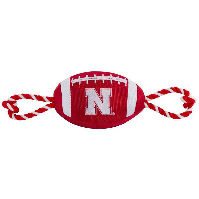 NE-3121: NEBRASKA NYLON FOOTBALL