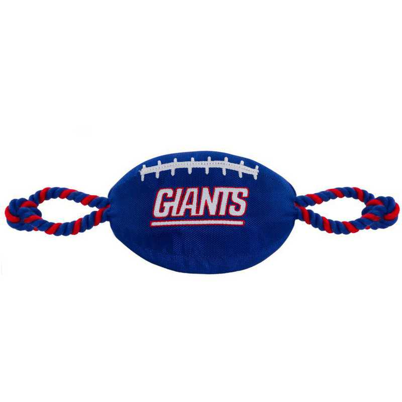 NYG-3121: NEW YORK GIANTS NYLON FOOTBALL