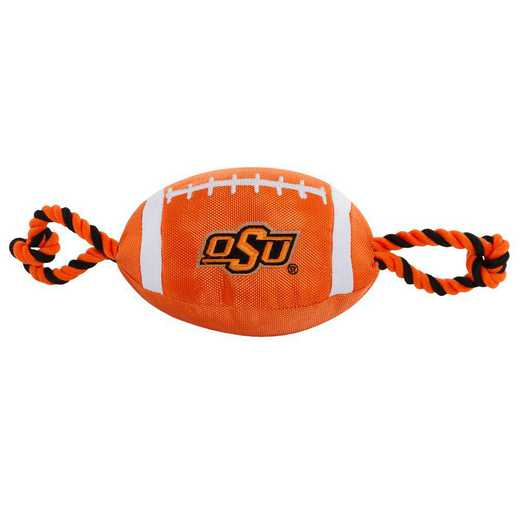 OKS-3121: OKLAHOMA STATE NYLON FOOTBALL