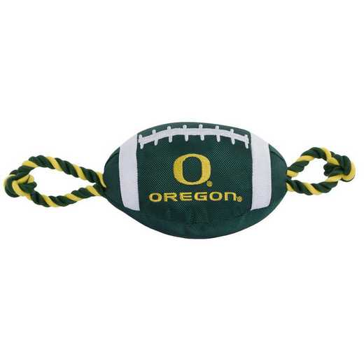 OR-3121: OREGON NYLON FOOTBALL