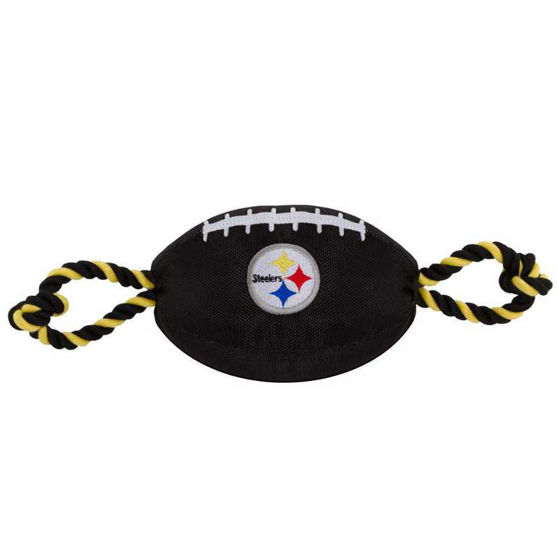 PIT-3121: PITTSBURGH STEELERS NYLON FOOTBALL