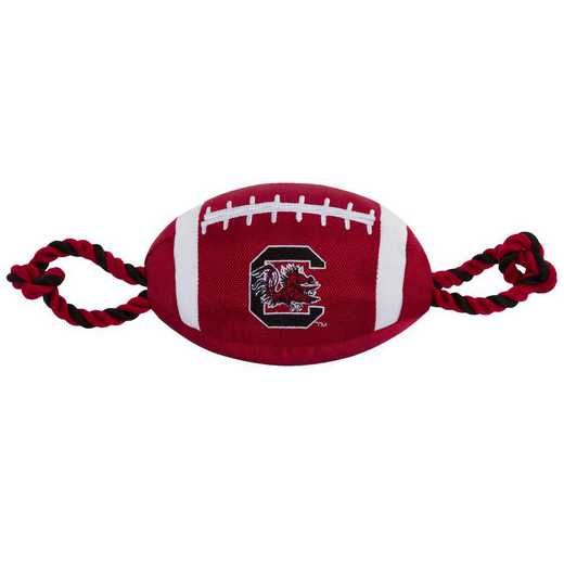 SC-3121: SOUTH CAROLINA NYLON FOOTBALL