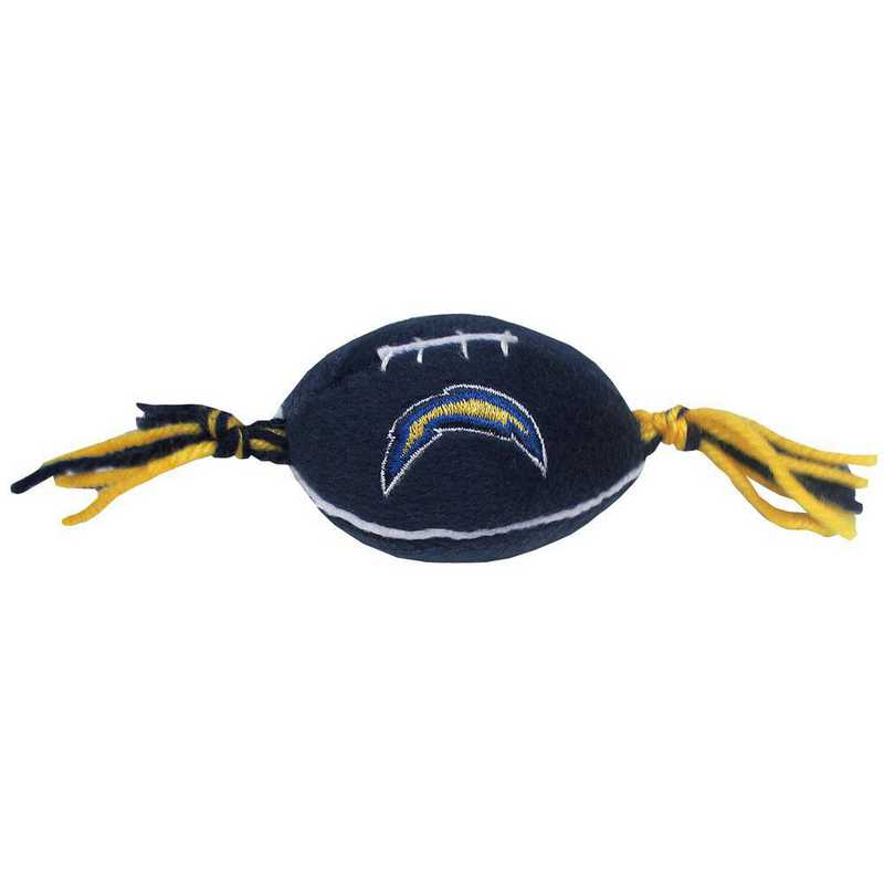 SDC-5011: LOS ANGELES CHARGERS CATNIP TOY
