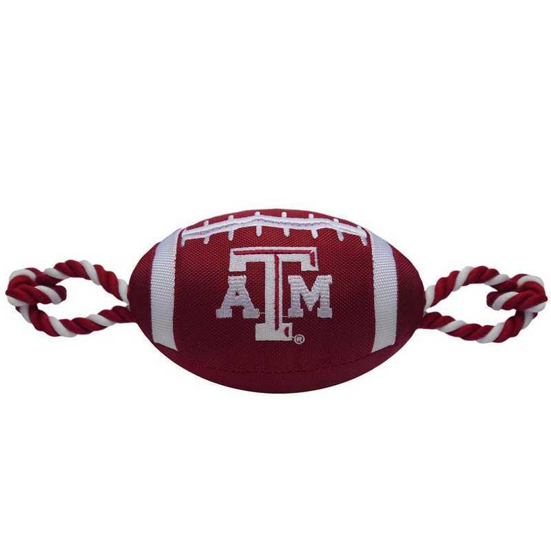 TAM-3121: TEXAS A & M NYLON FOOTBALL