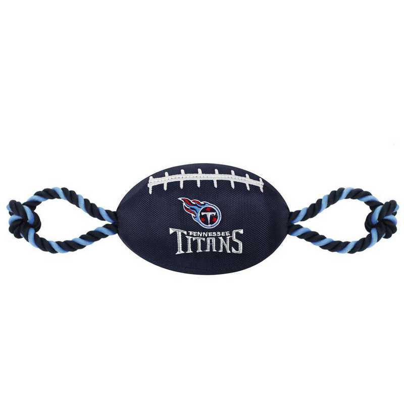 TEN-3121: TENNESSEE TITANS NYLON FOOTBALL