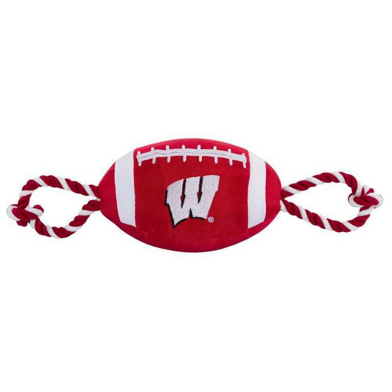 WI-3121: WISCONSIN NYLON FOOTBALL