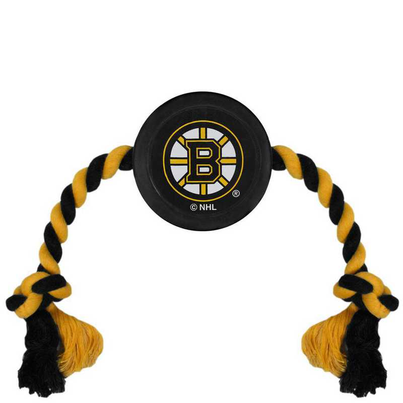 BRU-3233: BOSTON BRUINS HOCKEY PUCK TOY