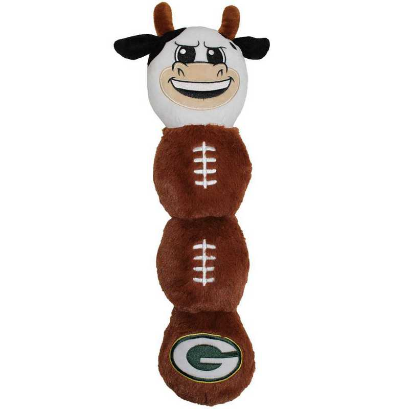 GBP-3226: GREEN BAY PACKERS MASCOT TOY