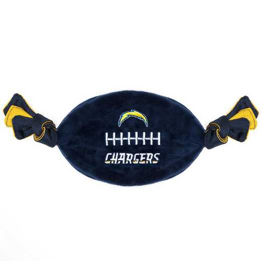 SDC-3187: LOS ANGELES CHARGERS FLATTY FOOTBALL TOY