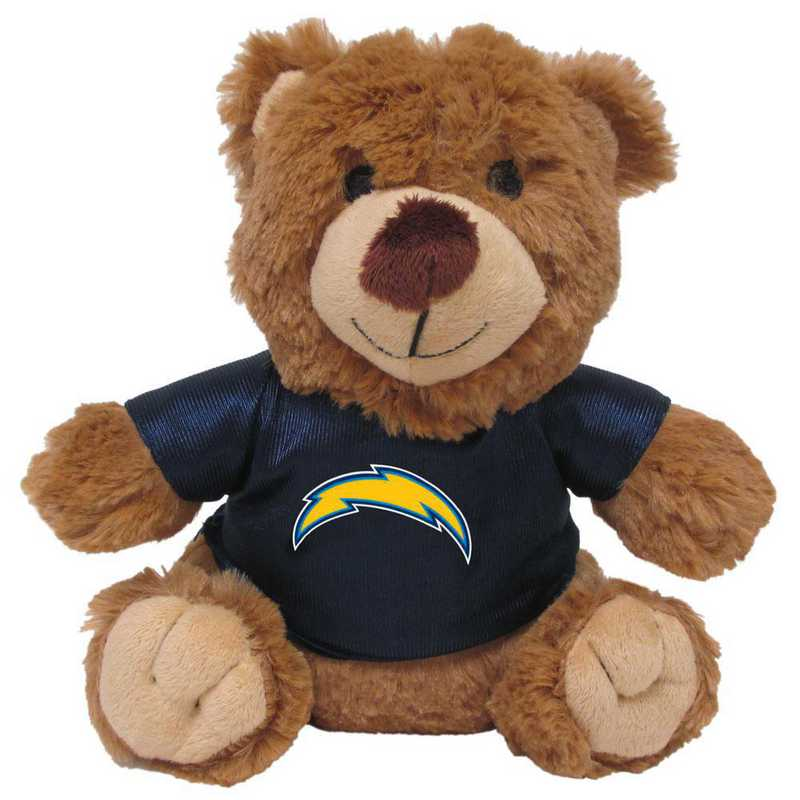 SDC-3119: LOS ANGELES CHARGERS TEDDY BEAR